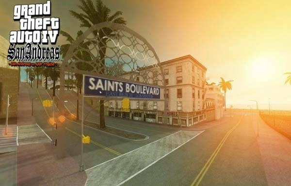 GTAIV: San Andreas Patch v1.0
