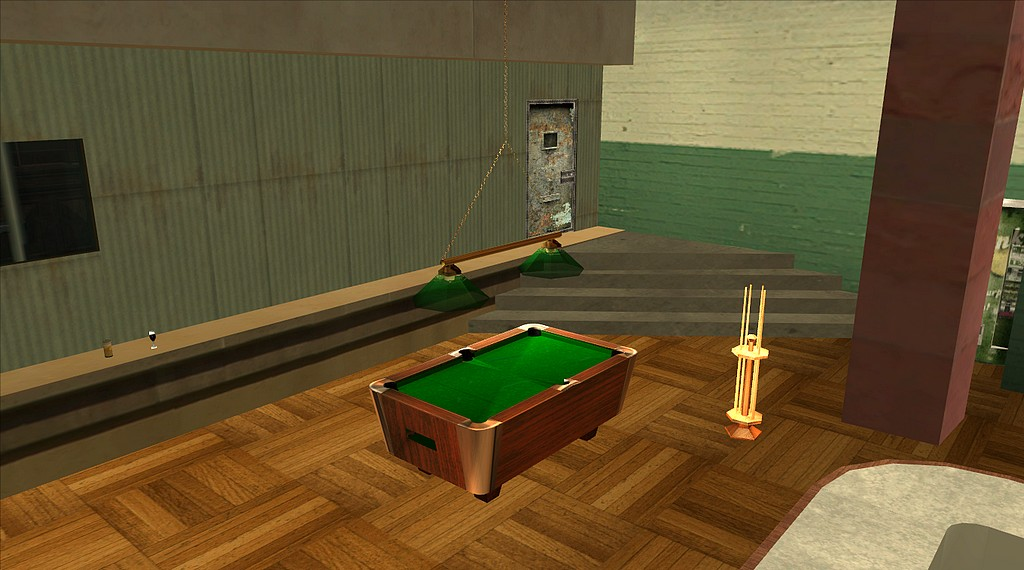 [MAP-SAMP] Billiards Bar