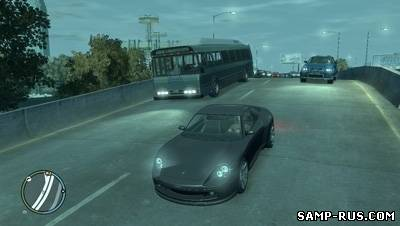 Buses driving around the city скрипты для GTA 4