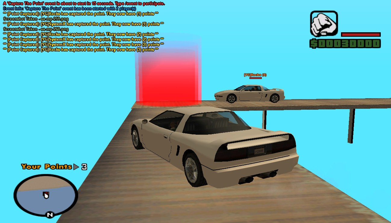 Gamemode] california cops and robbers 0. 3. 7 (fully mysql+ucp) (lot.